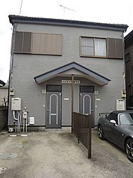 千葉県船橋市駿河台2丁目の賃貸アパートの外観