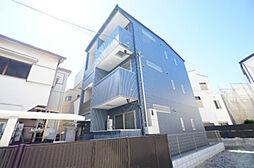 阪急京都本線 相川駅 徒歩3分の賃貸アパート