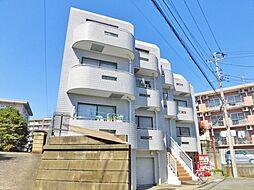 神奈川県大和市福田5丁目の賃貸マンションの外観