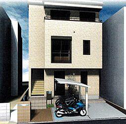 仮称 横堤4丁目新築マンション[201号室]の外観