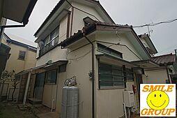 [一戸建] 千葉県市川市本北方3丁目 の賃貸【/】の外観