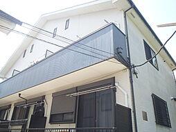 プレール横浜西谷[203号室]の外観
