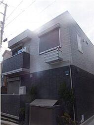 東京都世田谷区代田4丁目の賃貸アパートの外観