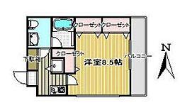 MIYAMAビル[5階]の間取り
