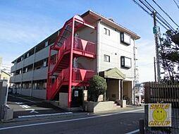 東京都江戸川区西瑞江5丁目の賃貸マンションの外観