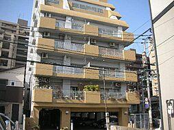 福岡県福岡市中央区今川1丁目の賃貸マンションの外観