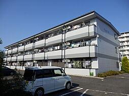 滋賀県野洲市冨波乙の賃貸マンションの外観
