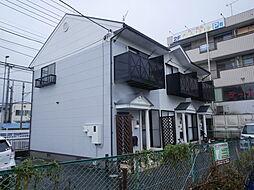[テラスハウス] 神奈川県伊勢原市白根 の賃貸【神奈川県 / 伊勢原市】の外観