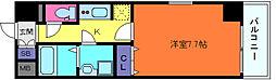 エスリード神戸海岸通[6階]の間取り