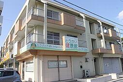 愛知県岡崎市美合新町の賃貸マンションの外観
