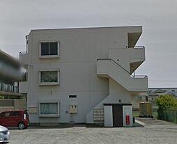 安達マンション[3階]の外観