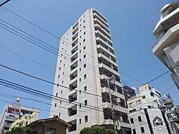 東京都北区赤羽1丁目の賃貸マンションの外観
