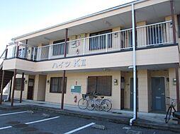 滋賀県彦根市川瀬馬場町の賃貸アパートの外観