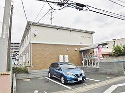 神奈川県綾瀬市上土棚南1丁目の賃貸アパートの外観