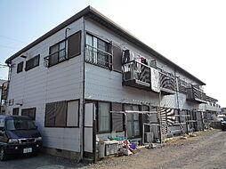 中新井グリーンコーポA[105号室]の外観