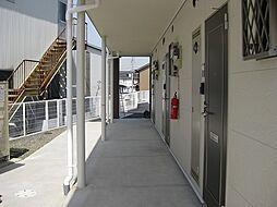 愛知県東海市名和町の賃貸アパートの外観