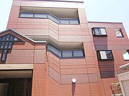 愛知県岡崎市上地5丁目の賃貸マンションの外観