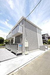 JR武蔵野線 新秋津駅 徒歩9分の賃貸アパート