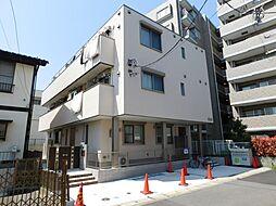 神奈川県鎌倉市大船3丁目の賃貸マンションの外観