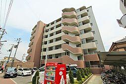 兵庫県神戸市須磨区村雨町4丁目の賃貸マンションの外観