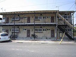 秋山アパート[5号室]の外観