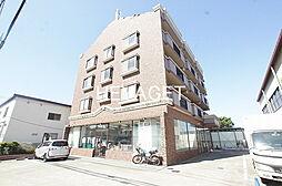 東京都立川市一番町4丁目の賃貸マンションの外観