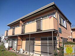 千葉県市川市高谷1丁目の賃貸アパートの外観