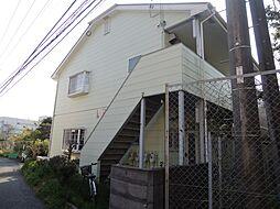 コートハウス湘南[201号室]の外観