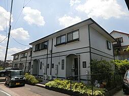 [テラスハウス] 千葉県千葉市中央区白旗3丁目 の賃貸【/】の外観