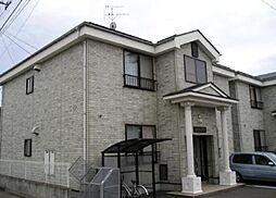 リストワール幸町A[2階]の外観