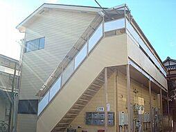 代田マンション2号館[102号室]の外観