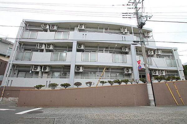 マンションやまぼうし 3階の賃貸【東京都 / 日野市】