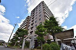 大阪府松原市松ケ丘4丁目の賃貸マンションの外観