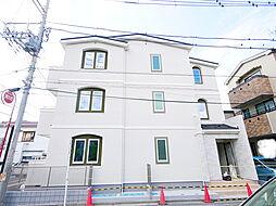 JR南武線 武蔵新城駅 徒歩5分の賃貸アパート