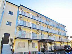 東京都八王子市南大沢1の賃貸マンションの外観