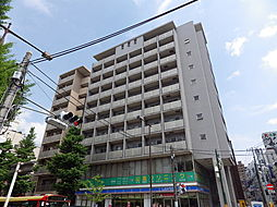 東京都八王子市千人町2丁目の賃貸マンションの外観