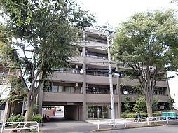 東京都八王子市東浅川町の賃貸マンションの外観