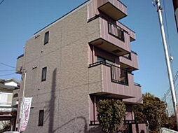 リバーキャッスルII[2階]の外観