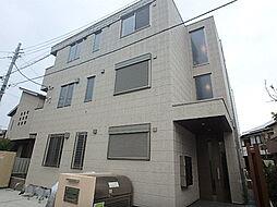 神奈川県鎌倉市台の賃貸マンションの外観