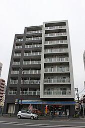 レジディア四谷三丁目[4階]の外観