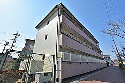 朋竹ハイツ[1階]の外観