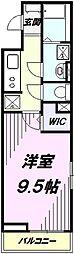 JR南武線 矢川駅 徒歩15分の賃貸アパート