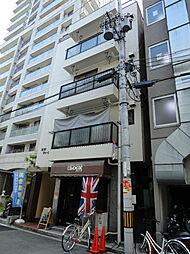 京橋クイーンハイツ[4階]の外観