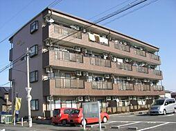 岐阜県大垣市大井2丁目の賃貸マンションの外観