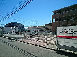 静岡県静岡市駿河区下島の賃貸アパートの外観