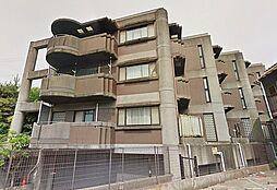 キューブハウス[2階]の外観
