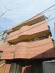 福岡県福岡市中央区桜坂1丁目の賃貸マンションの外観