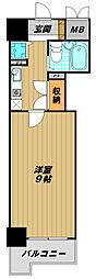 ダイアパレス西神戸[8階]の間取り