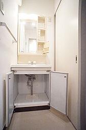 ラ・フォンテーヌの洗面所