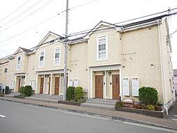 神奈川県綾瀬市早川城山3の賃貸アパートの外観